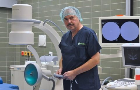 The Faculty Hospital Brno introduces new device to remove urinary tract stones painlessly and without general anesthesia