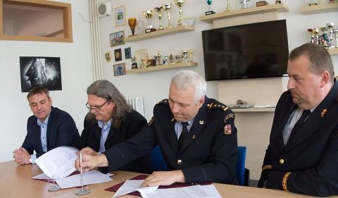 Brno invests 10 million crowns in a new fire station on Lidická