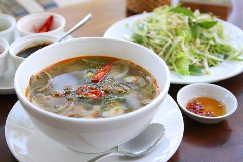 Brno tasted Vietnamese specialties