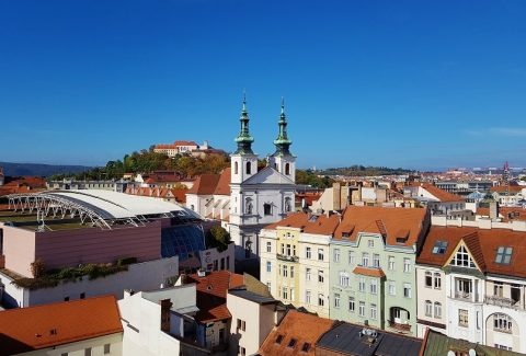 "April 16th Marks 100 Years of ""Greater Brno"", When The City Added 23 Villages, Doubling Its Population"