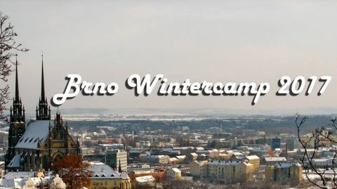 28/12-2/1 Spend the New Year's Eve at Brno Wintercamp