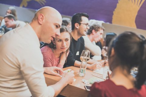 14/12 Join the December MeetUp by Foreigners