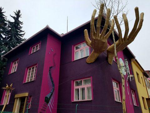 Kristkův dům in Brno-Černá Pole