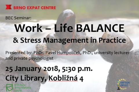 25/1 Stress management for life success