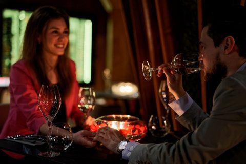 Date Night is Back: Signature Restaurant