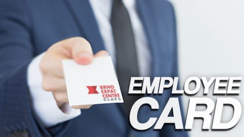 An Employee Card