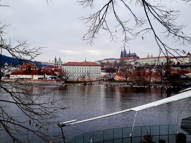 Czech Republic's GDP without Prague