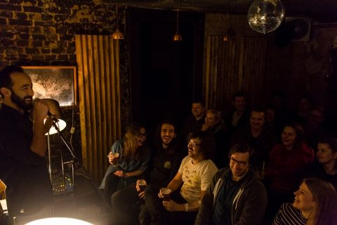 21/3 Velvet Comedy Presents: Toby Arsalan