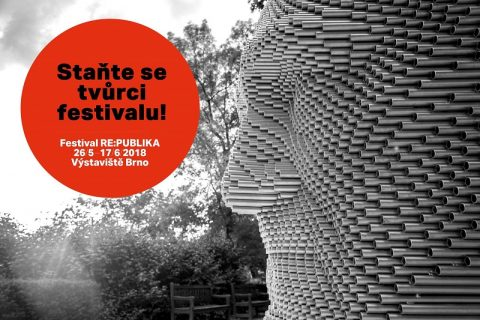 Have a good idea? Join 'Re:publika' festival at Brno Exhibition Center in May