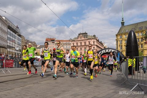 Brno Runs: Sunday Half Marathon