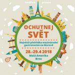 28-29/4 Tantalise your tastebuds – 'Ochutnej Svět' food festival