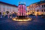 """Moravské náměstí to host Leipzig's interactive art installation """"25 Her (t) z"""""""