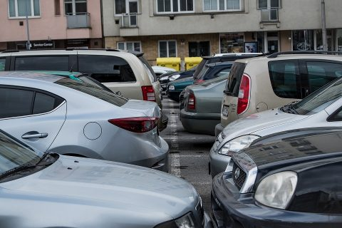New parking system in Brno's historical centre to take effect from September 1
