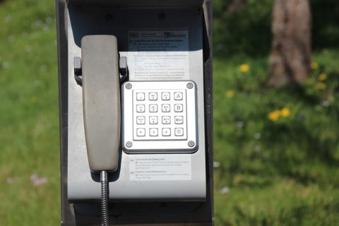Three of few remaining phone booths in Brno-centre to be removed