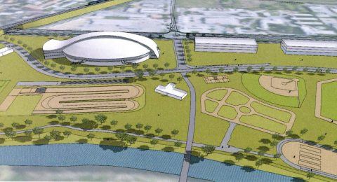 Velodrom in Komárov a step closer to realization