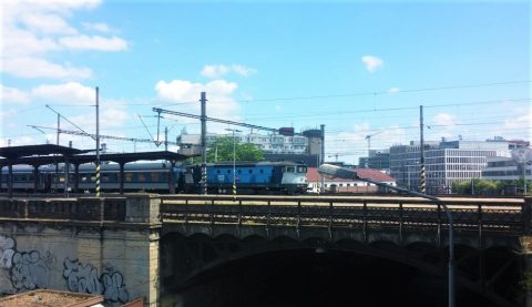 Czech Railways announces tender for 120 new train carriages