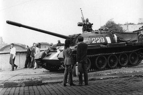 50 Years Ago: When Tanks Rumbled Through Brno