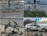 New bicycle removal policy applies only to wreckages and bicycles obstructing the movement of others