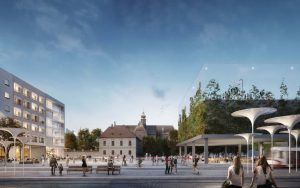 "Brno Architecture: Exhibition ""Seven Figures of the Future"""