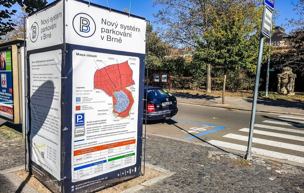 Council Says No to Free Residential Parking Outside City Center