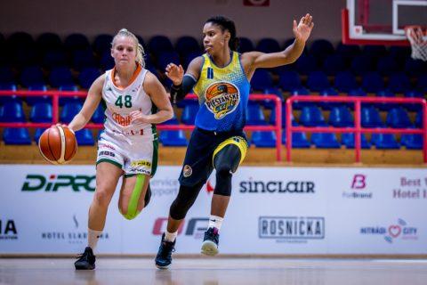 Brno Sports Weekly Report — Žabiny Sweep EWBL Games