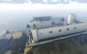Visualisation: Take a Walk Around Špilberk Castle in the 14th Century