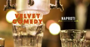Review: Velvet Comedy @ Naproti 15/10