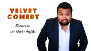 14/11 Velvet Comedy at Bar Naproti with Headliner Martin Angolo