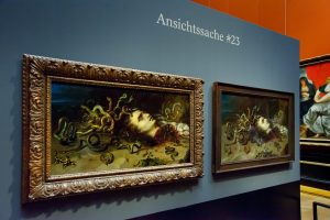 "Brno's ""Head of Medusa"" Confirmed as a Rubens Original. From December, the Medusa is on Display Alongside Its Viennese Counterpart in Austria"