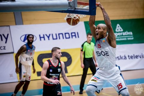 Brno Sports Weekly Report — egoé Basket Brno Continues Exciting Play, Hosts Olomoucko Tonight at 8