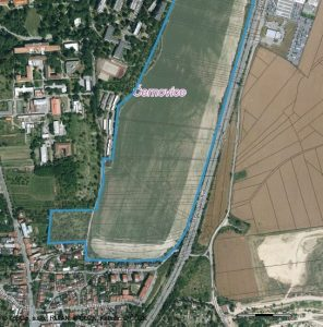 Hundreds of New Apartments to Be Built in Černovice by 2028 at a Cost of Almost CZK 2.5 Billion