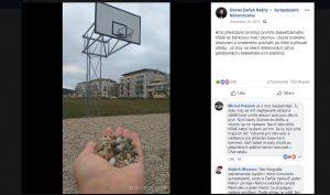 Brno Basketball Court Becomes Viral Internet Sensation