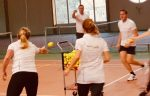 """Cardio Tennis"": A New Type of Exercise Arrives in Brno"