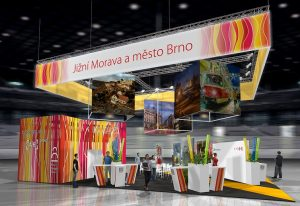 GO and Regiontour Exhibitions To Give Brno Exhibition Centre a Tourism Theme
