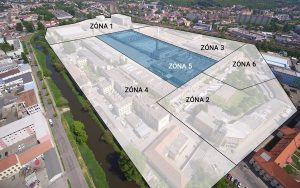 Eleven Proposals For New Design of Zone 5 of Nová Zbrojovka Open For Public Consultation