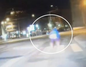 Video of Brno Police: Man Bares Bottom, Disrespects the Officers