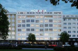 In Pictures: MORAVÁK Multifunctional Building in Renovation