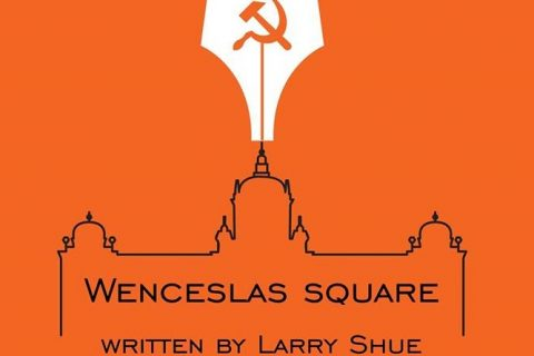 """New Play in English from BEST Divadlo, """"Wenceslas Square"""""""
