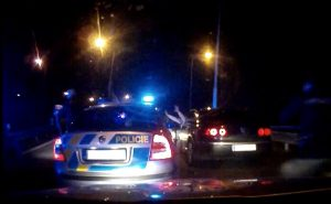 Video: Car Chase Ended After Shooting  in Brno