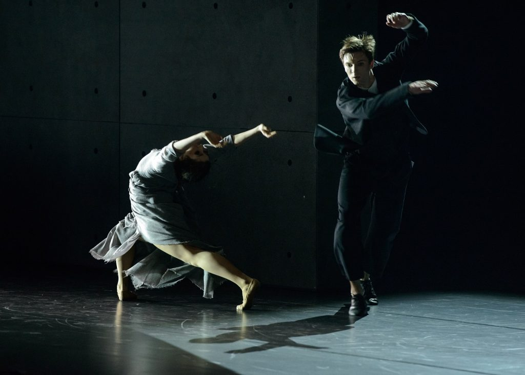 "Lithuanian National Ballet of Vilnius performing ""Der Prozess"". Photo: Martynas Aleksa"
