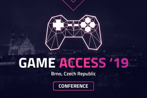 Game Development Legends at 2019 Game Access Conference in Brno