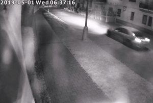 Police Searching for Hit-and-Run Suspect