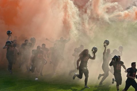 Brno Sports Weekly Report — Sígrs, Alligators Continue Their Football Rivalry this Saturday