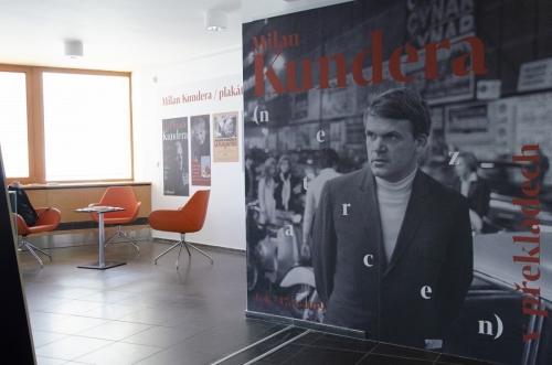 Kundera Exhibition Brno - Credit_MZK (1)