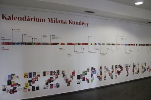 Kundera Exhibition Brno - Credit_MZK (4)