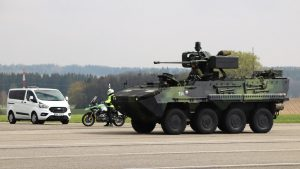 NATO Troops to Pass Through Czechia and South Moravia This Week