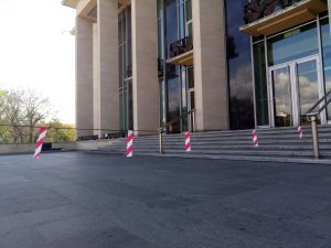 Janáček Theater Cordons Off the Area to Prevent Further Damage, While Brno Releases Set of Rules