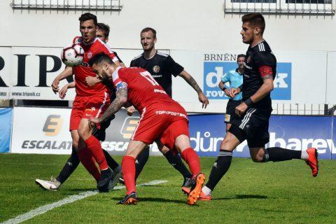 Brno Sports Weekly Report — FC Zbrojovka, SK Líšeň Start Fortuna: Narodni Liga Season