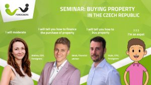 Seminar on Purchasing Property in the Czech Republic by Foreigners