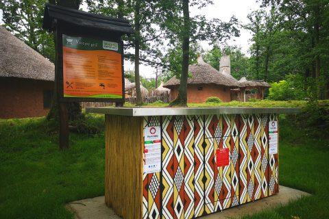 New Public Grill Spot at Brno Zoo